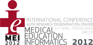 1st International Conference on Medical Education Informatics - MEI 2012 Logo_210