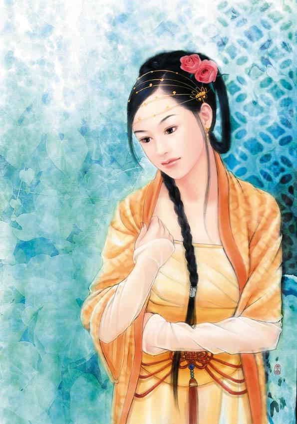 [Ảnh] Đại Mỹ Nhân Trung Quốc - Tạ Đạo Uẩn Bcf67210