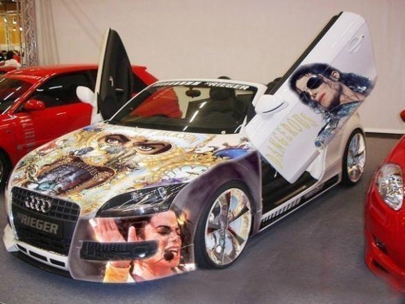 Tuning d'une Audi par un fan de Michael... une merveille!!!! Audi_t10