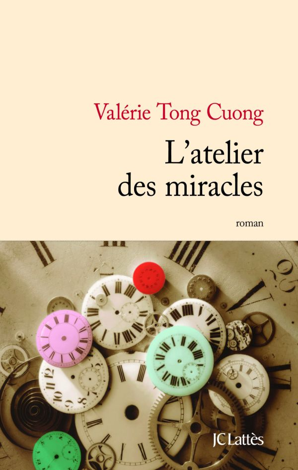 TONG-CUONG Valérie - L'atelier des miracles 97827012