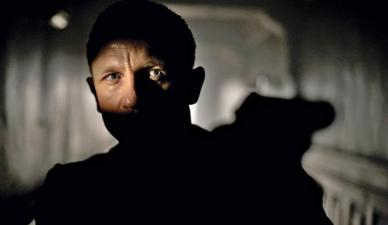 James Bond : Skyfall Craig-10