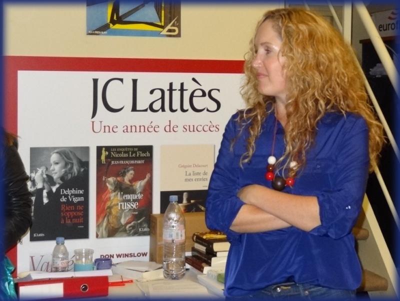 Rencontre avec Becca Fitzpatrick- 12 et 13 novembre 2012 Dsc01515