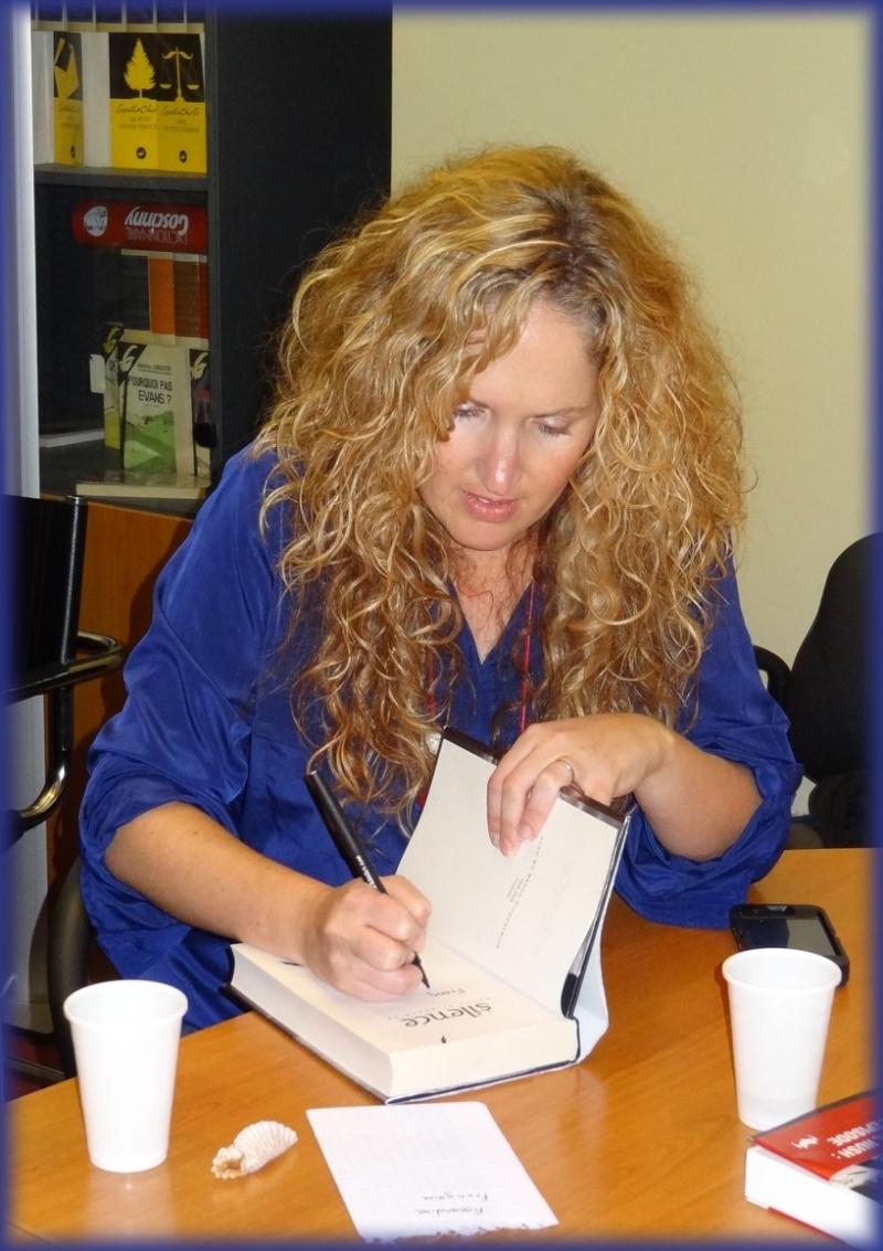 Rencontre avec Becca Fitzpatrick- 12 et 13 novembre 2012 Dsc01517