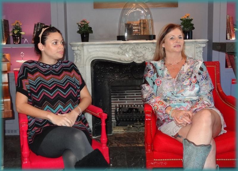 Rencontre avec P.C. et Kristin Cast - 22 novembre 2012 Dsc01610