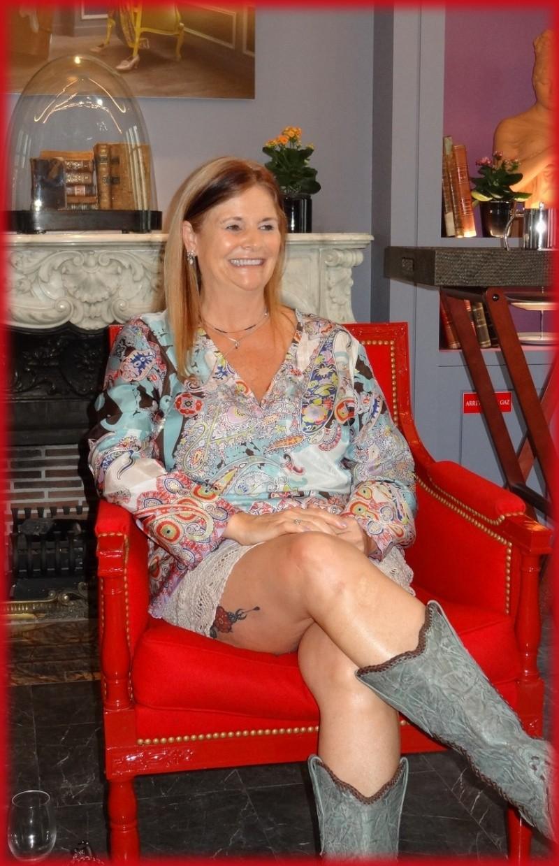 Rencontre avec P.C. et Kristin Cast - 22 novembre 2012 Dsc01710