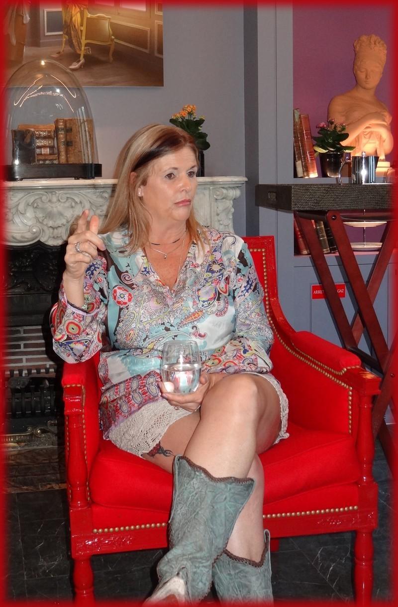 Rencontre avec P.C. et Kristin Cast - 22 novembre 2012 Dsc01711