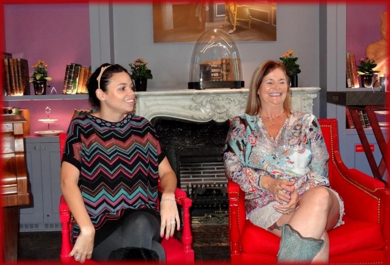 Rencontre avec P.C. et Kristin Cast - 22 novembre 2012 Dsc01712