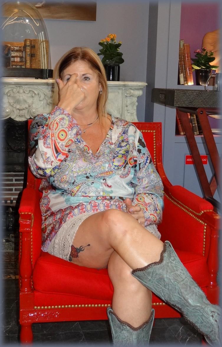 Rencontre avec P.C. et Kristin Cast - 22 novembre 2012 Dsc01715
