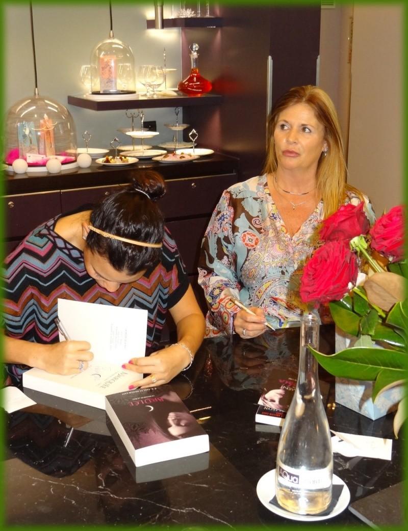 Rencontre avec P.C. et Kristin Cast - 22 novembre 2012 Dsc01716