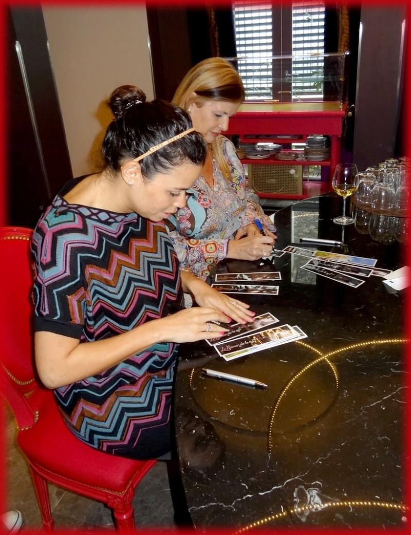 Rencontre avec P.C. et Kristin Cast - 22 novembre 2012 Dsc01717