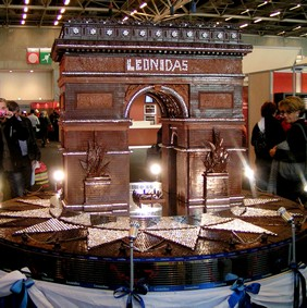 Salon du Chocolat de Paris Octobre 2011  Pict0013