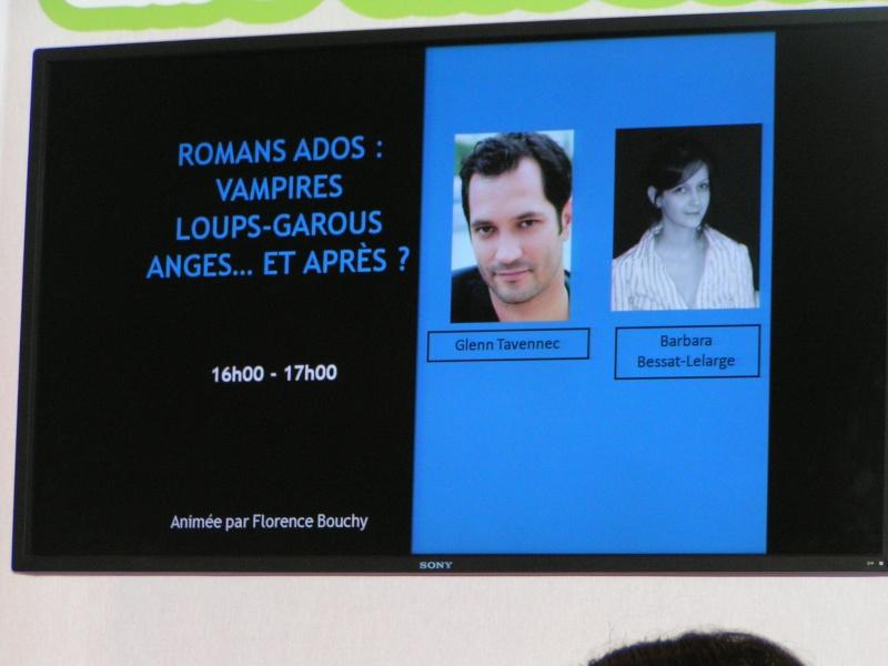 SALON DU LIVRE 2012 : Compte-rendus Pict0132