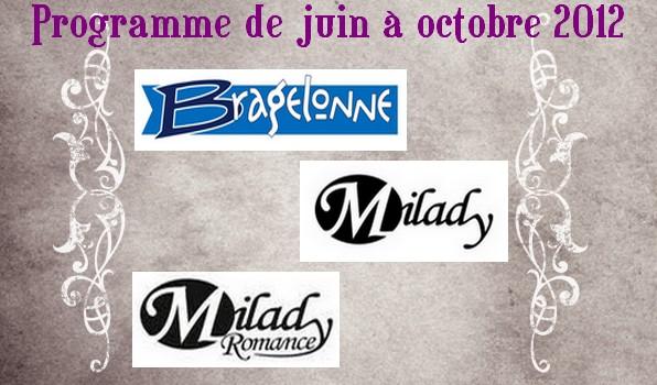 Sorties Bragelonne - Milady - Milady Romance de juin à octobre 2012  Prog_b11