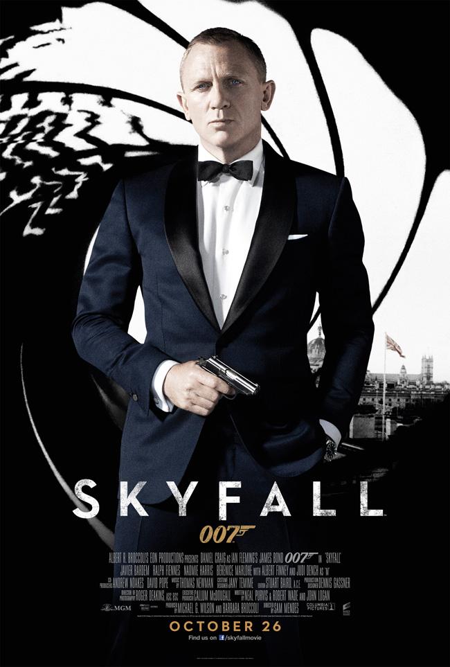James Bond : Skyfall Skyfal10
