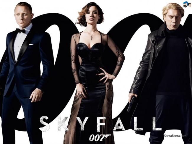 James Bond : Skyfall Skyfal12