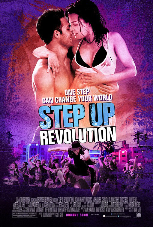 Sexy Dance 4 - Révolution Step-u10