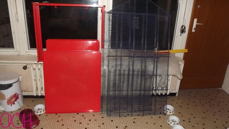 [59] 1 cage pliable et 1 volière Dscf6311
