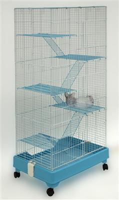 [59] 1 cage pliable et 1 volière K781410
