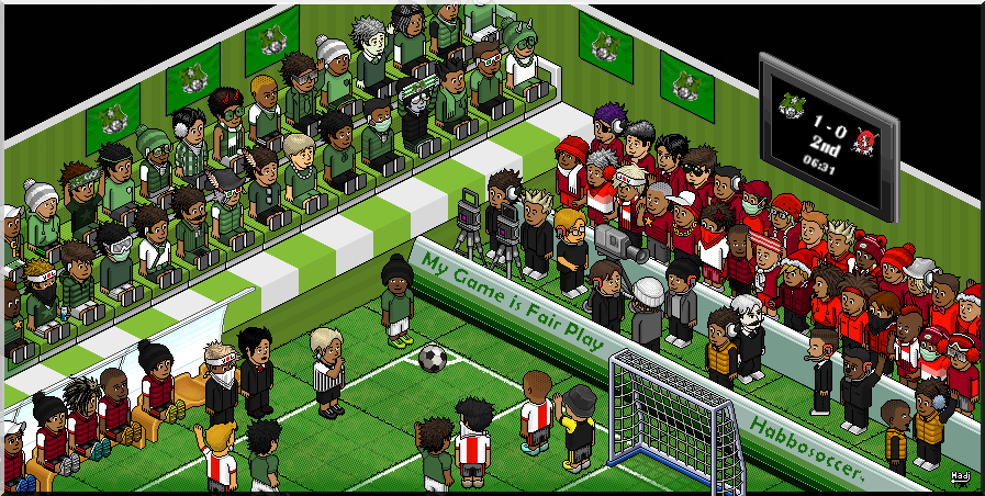Habbosoccer
