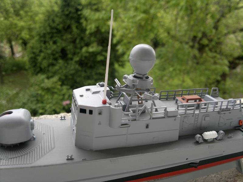 Fast Attack Boat GEPARD-KLASSE (143A) au 1/144 Revell - Page 2 01052010