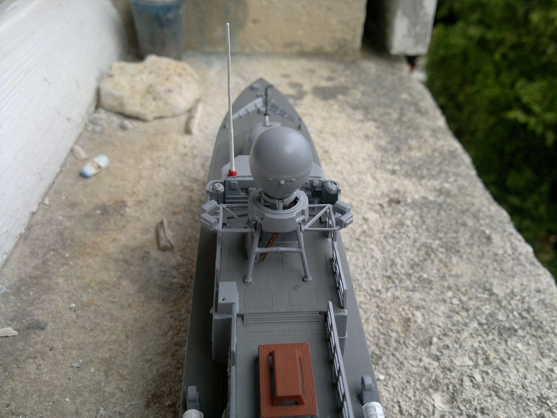 Fast Attack Boat GEPARD-KLASSE (143A) au 1/144 Revell - Page 2 01052011