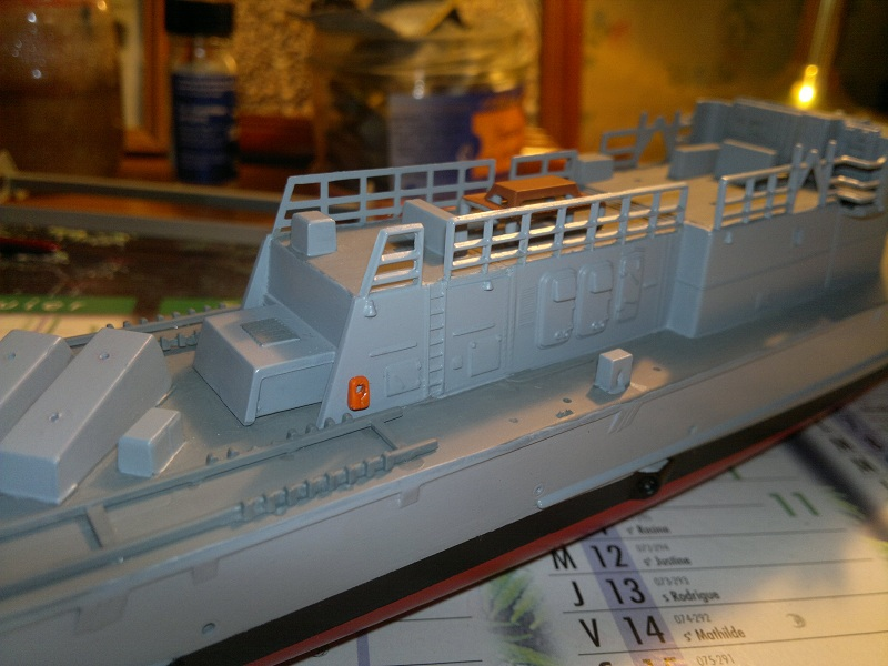 Fast Attack Boat GEPARD-KLASSE (143A) au 1/144 Revell - Page 2 05022012