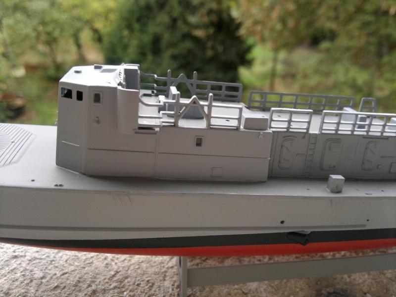 Fast Attack Boat GEPARD-KLASSE (143A) au 1/144 Revell 09102011