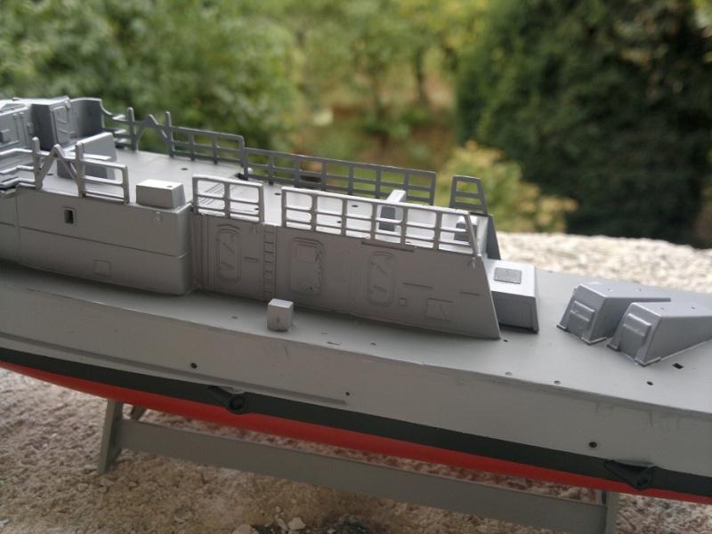 Fast Attack Boat GEPARD-KLASSE (143A) au 1/144 Revell 09102012
