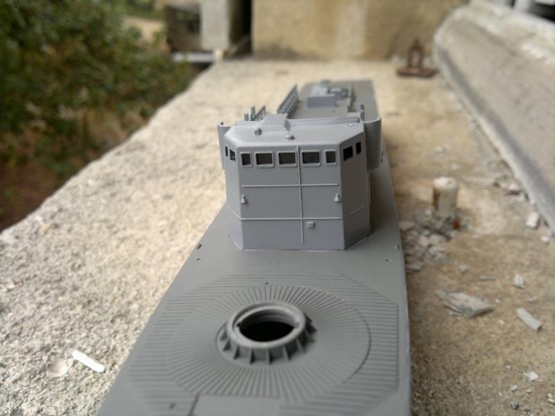 Fast Attack Boat GEPARD-KLASSE (143A) au 1/144 Revell 09102013