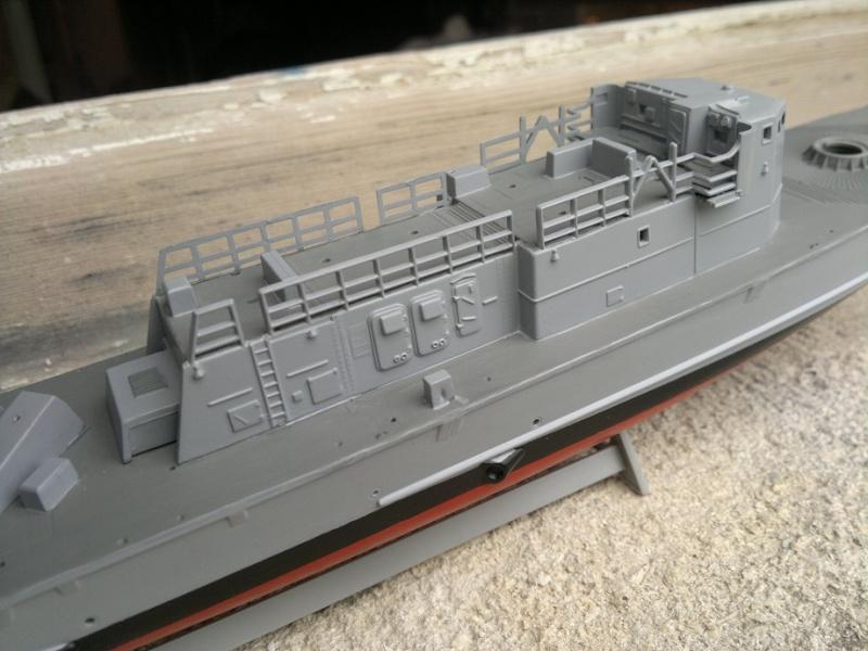 Fast Attack Boat GEPARD-KLASSE (143A) au 1/144 Revell 09102014