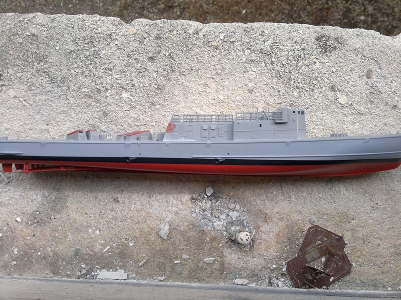 Fast Attack Boat GEPARD-KLASSE (143A) au 1/144 Revell 11092010