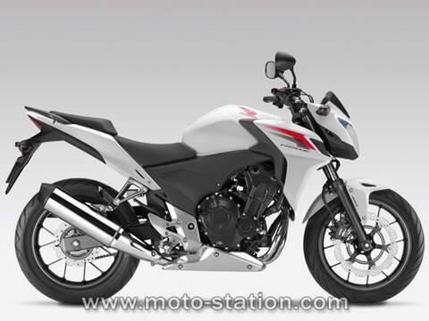 Sabot moteur Honda cb 500 x de 2013 /à aujourdhui