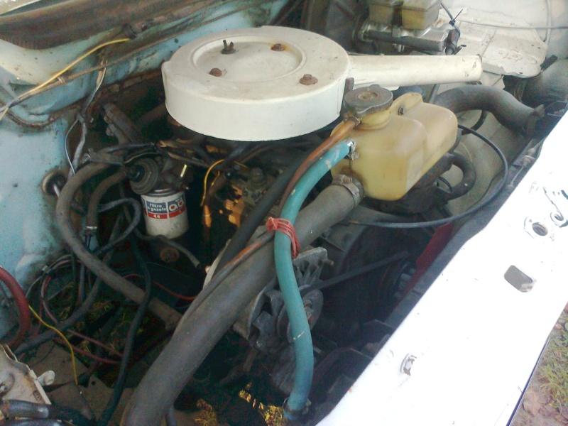 [Mk2] Qu'elle est la motorisation pour ce Ford  00411