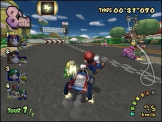 Mario Kart : Double Dash ! | GC Mkdd210