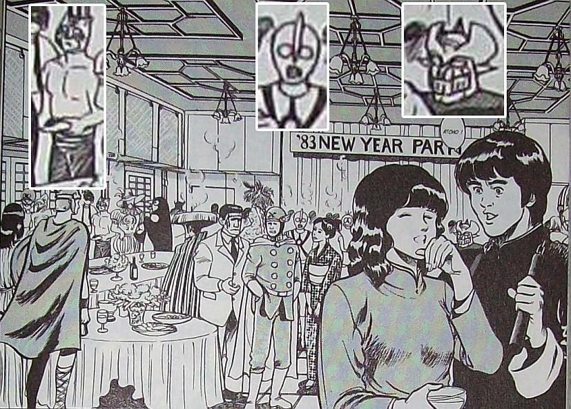 [2.0] Caméos et clins d'oeil dans les anime et mangas!  100_5514