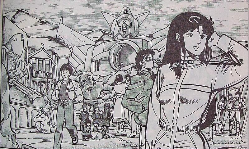 [2.0] Caméos et clins d'oeil dans les anime et mangas!  - Page 2 100_5610