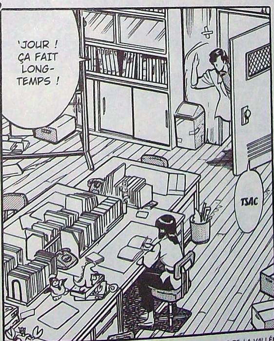 [2.0] Caméos et clins d'oeil dans les anime et mangas!  - Page 2 100_5615