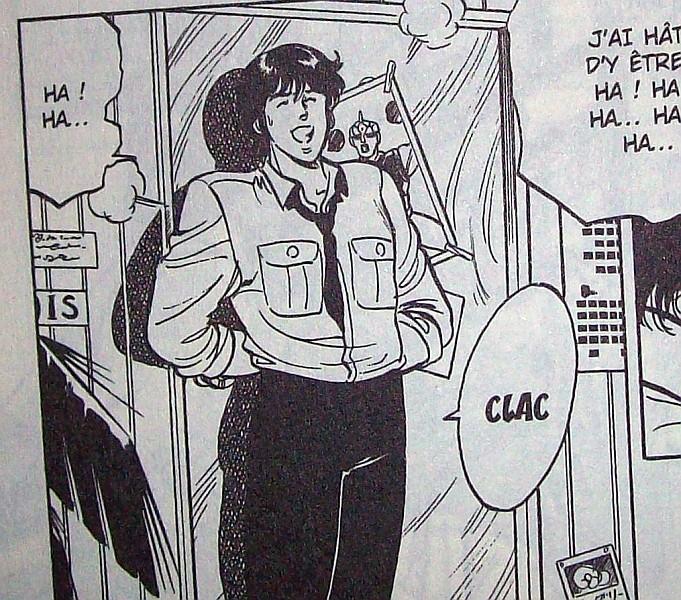 [2.0] Caméos et clins d'oeil dans les anime et mangas!  - Page 2 100_5618