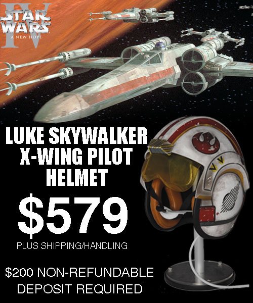 Efx - Luke Skywalker X-Wing Starfighter helmet - Page 2 130jg10
