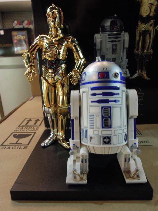 Kotobukiya - C-3PO & R2-D2 Two Pack - ARTFX+  38944411