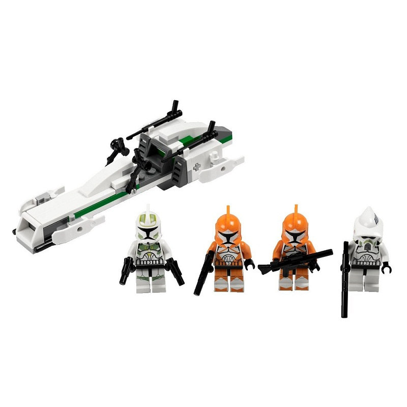 Lego Star Wars - 7913 -  Clone Trooper Battle Pack 614wl111