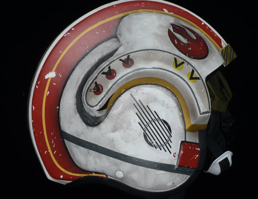 Efx - Luke Skywalker X-Wing Starfighter helmet - Page 2 62380110