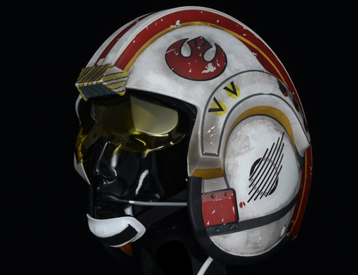 Efx - Luke Skywalker X-Wing Starfighter helmet - Page 2 69786110