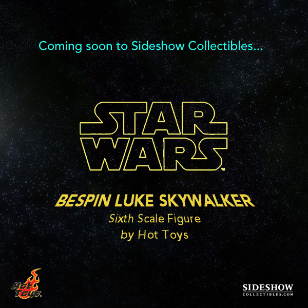 Hot Toys - 1/6 scale Bespin Luke Skywalker DX - Page 2 90139910