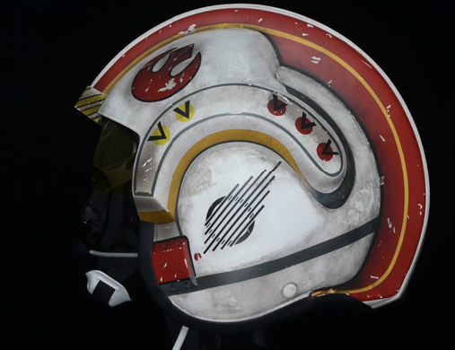 Efx - Luke Skywalker X-Wing Starfighter helmet - Page 2 94854810