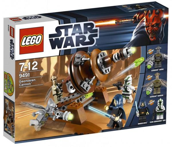 LEGO STAR WARS - 9491 - GEONOSIAN CANNON 9491_b10