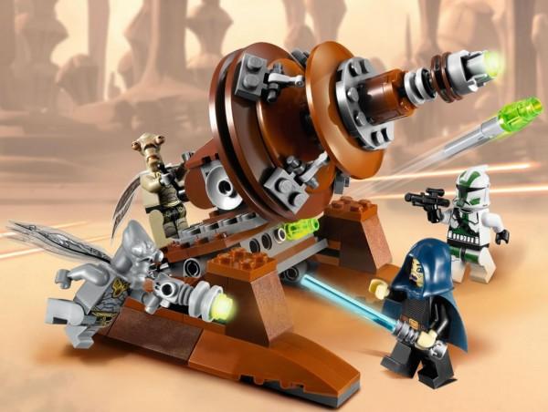 LEGO STAR WARS - 9491 - GEONOSIAN CANNON 9491_s10