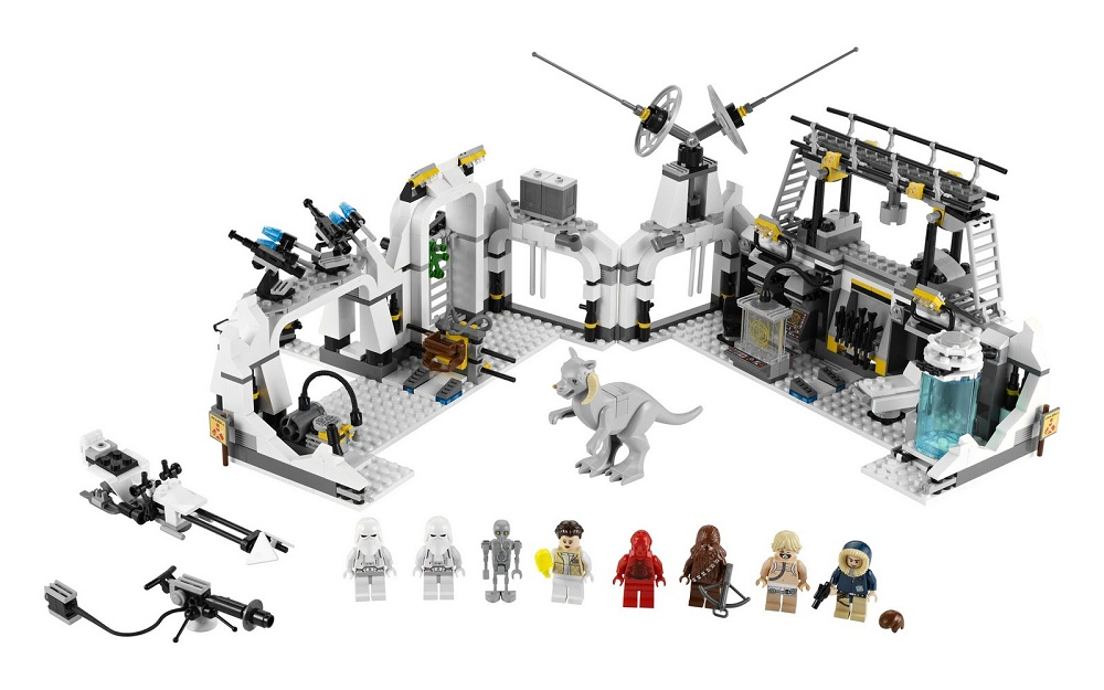 LEGO STAR WARS - 7879 - Hoth Echo Base C_787910