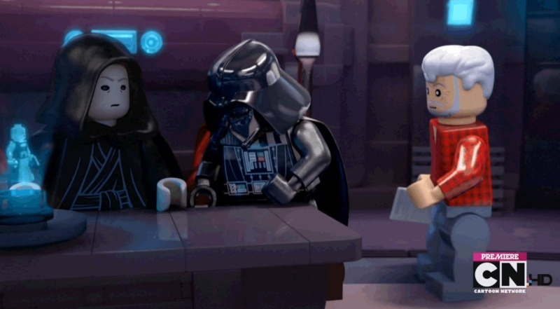 LEGO Star Wars TV Special  Cap710