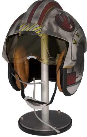 Efx - Luke Skywalker X-Wing Starfighter helmet Cid_6410